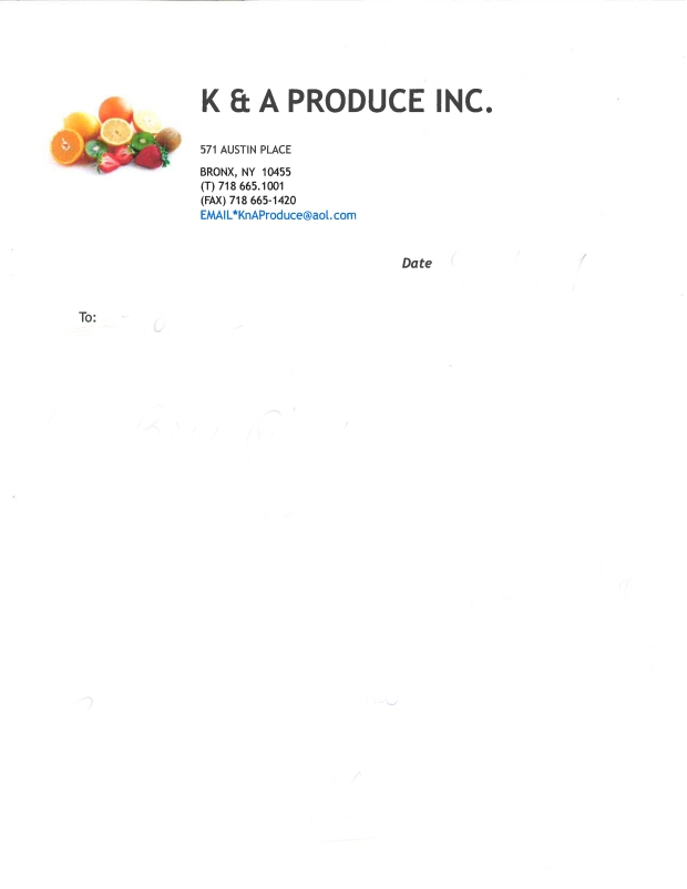 K&A Produce
