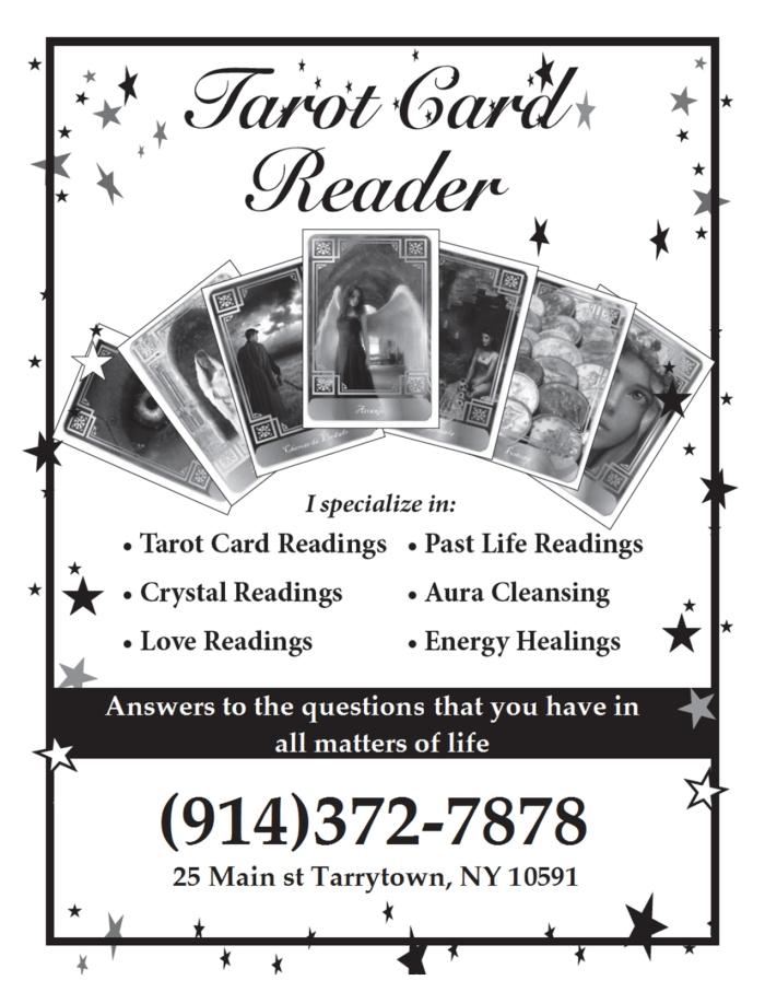 Mike Tarot Card Reader 4UP