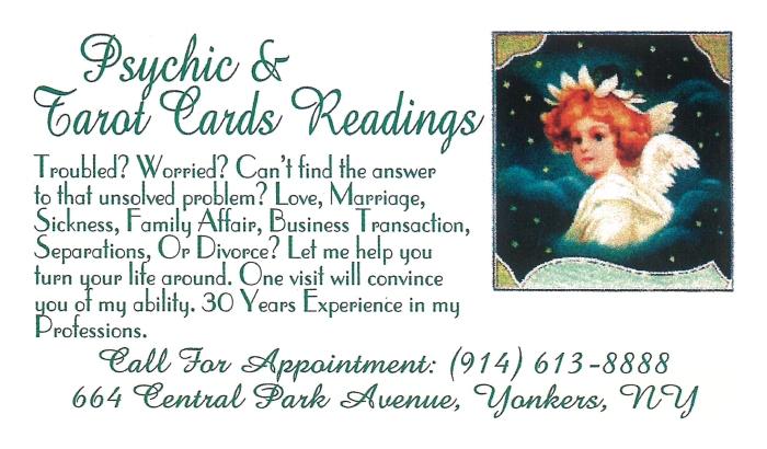 Psychic & Tarot Cards BC
