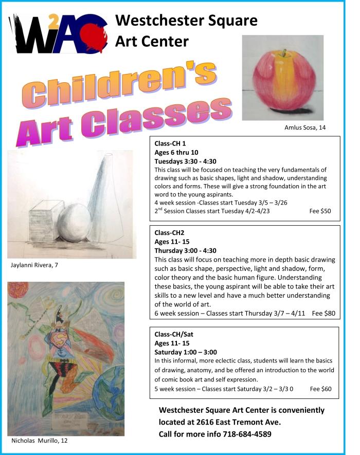 W2AC Children's Flyer